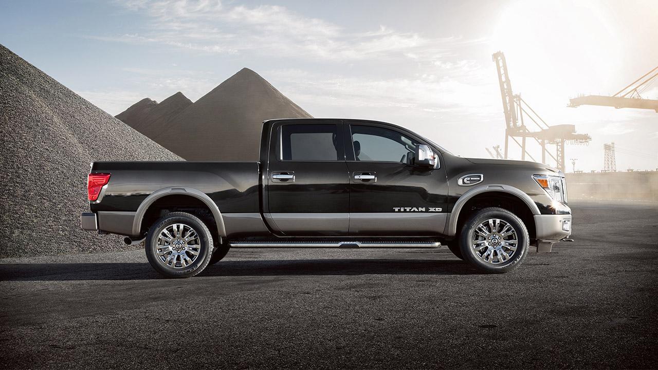2017 nissan titan xd crew cab williams woody nissan new car models rogee. Black Bedroom Furniture Sets. Home Design Ideas